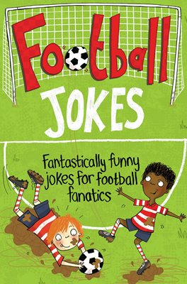 Book cover for Football Jokes